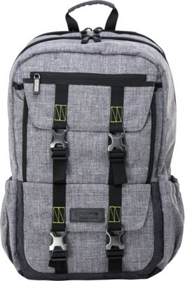 All of Us Nomad Laptop Backpack Grey - All of Us Business & Laptop Backpacks