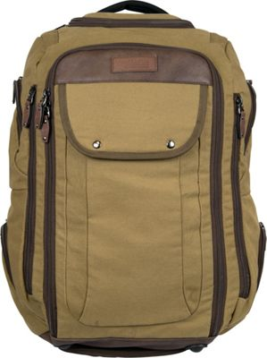 All of Us Sherpa Classic Convertible Laptop Backpack/Duffel Bear - All of Us Travel Backpacks