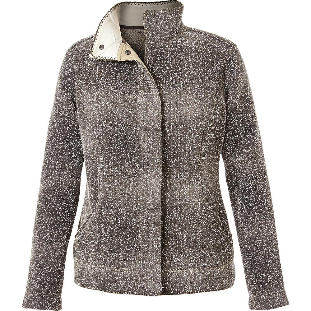 Royal Robbins Womens Dolomits Sweater Fleece Jacket S - Khaki - Royal Robbins Womens Apparel - Apparel & Footwear, Women's Apparel