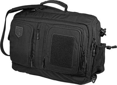 Cannae Pro Gear Viator Messenger Laptop Bag Black - Cannae Pro Gear Messenger Bags