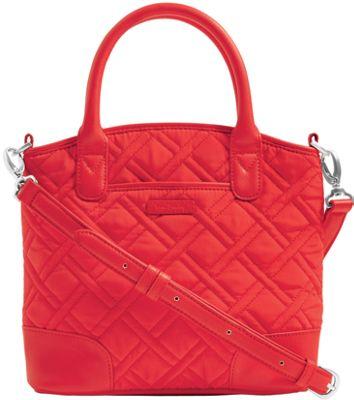 Vera Bradley Day Off Crossbody - Retired Colors Canyon Sunset - Vera Bradley Fabric Handbags