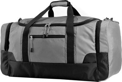 Wrangler 20 inch Multi-Pocket Duffel Gray - Wrangler Travel Duffels