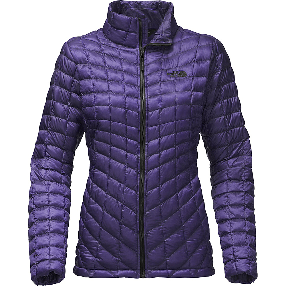 The North Face Womens Thermoball Full Zip XL - Bright Navy - The North Face Womens Apparel - Apparel & Footwear, Women's Apparel