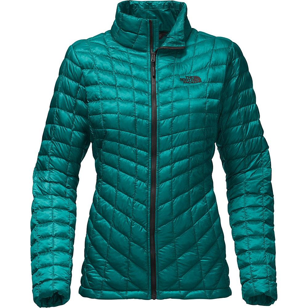 The North Face Womens Thermoball Full Zip M - Harbor Blue - The North Face Womens Apparel - Apparel & Footwear, Women's Apparel