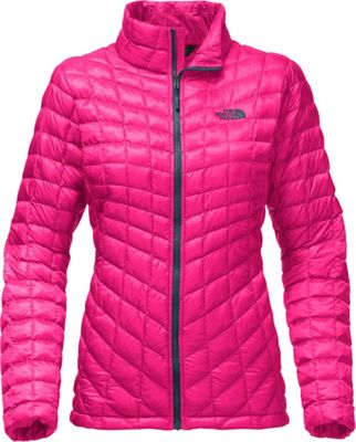 The North Face Womens Thermoball Full Zip XL - Petticoat Pink - The North Face Women's Apparel