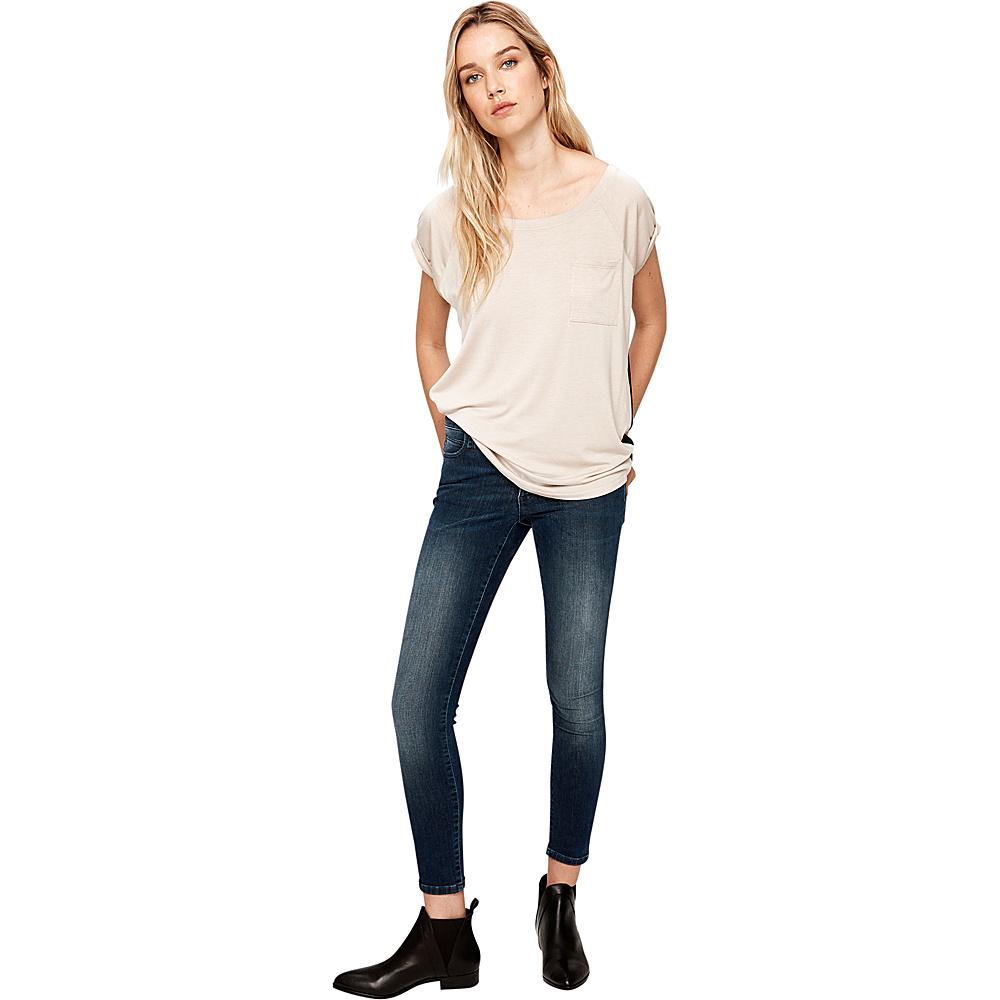 Lole Abba Top L - Dune Heather - Lole Womens Apparel - Apparel & Footwear, Women's Apparel
