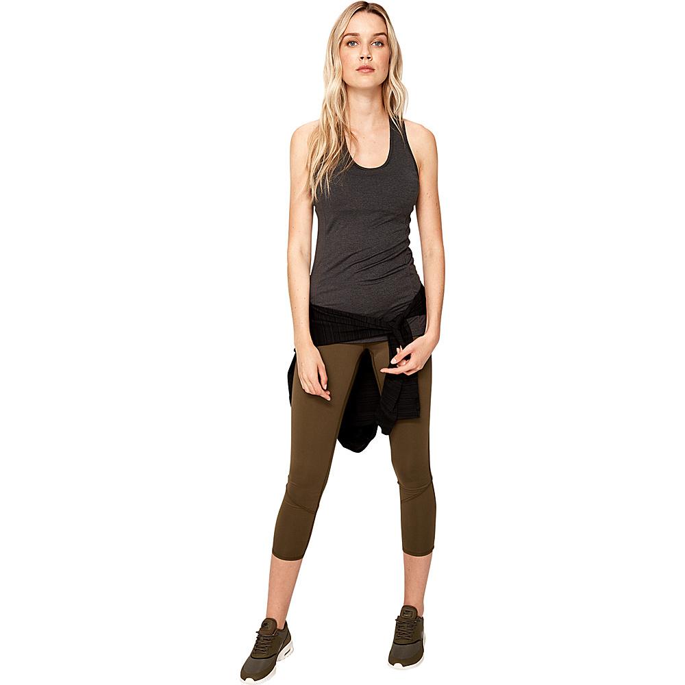 Lole Shantal Tank XS - Black Heather - Lole Womens Apparel - Apparel & Footwear, Women's Apparel