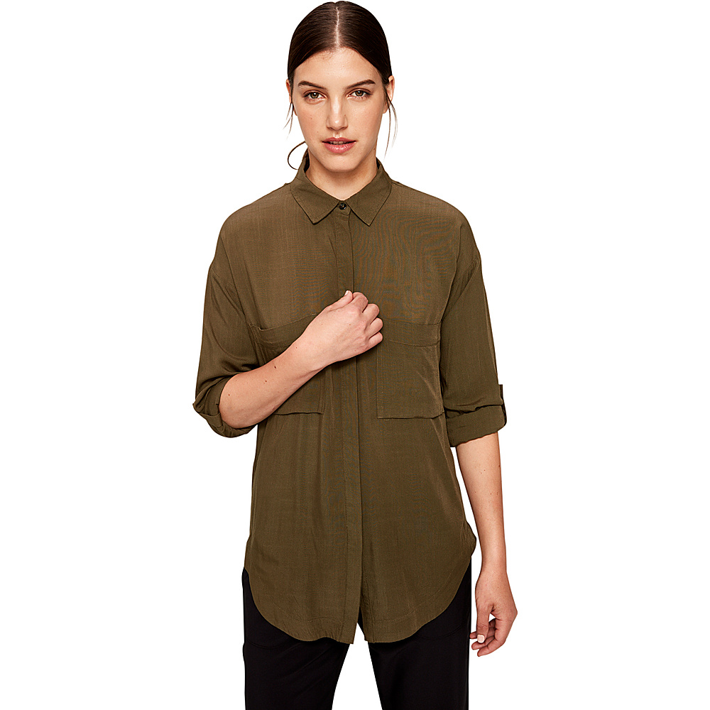 Lole Jack Blouse XS - Mount Royal - Lole Womens Apparel - Apparel & Footwear, Women's Apparel