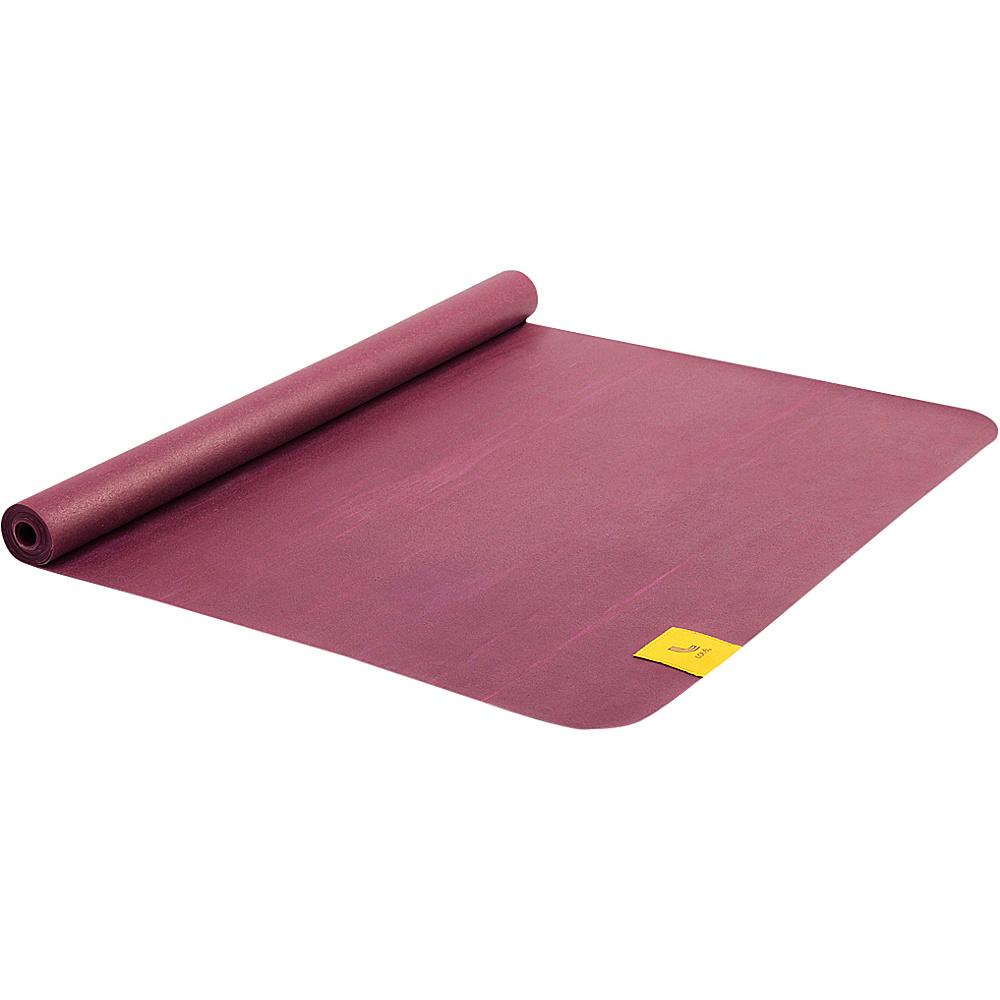 Lole Travel Yoga Mat Dark Berry - Lole Sports Accessories - Sports, Sports Accessories