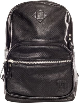 PX Cedric Laptop Backpack Black - PX Business & Laptop Backpacks