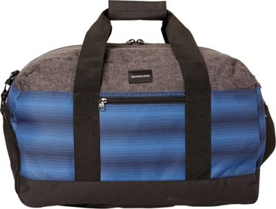 Quiksilver Medium Shelter 43L Duffel Navy Blazer - Quiksilver All-Purpose Duffels