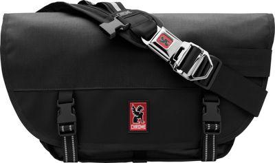 Chrome Industries Mini Metro Messenger Black/Black - Chrome Industries Messenger Bags