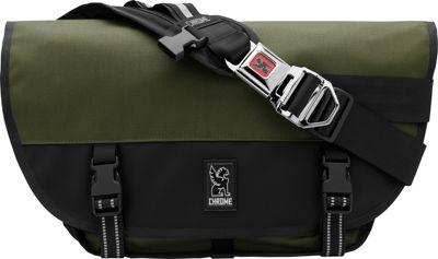 Chrome Industries Mini Metro Messenger Ranger/Black - Chrome Industries Messenger Bags