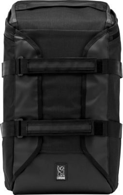 Chrome Industries Brigade Laptop Backpack All Black - Chrome Industries Business & Laptop Backpacks