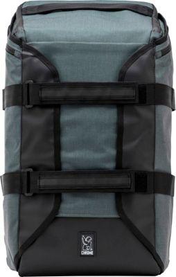 Chrome Industries Brigade Laptop Backpack Mirkwood/Black - Chrome Industries Business & Laptop Backpacks