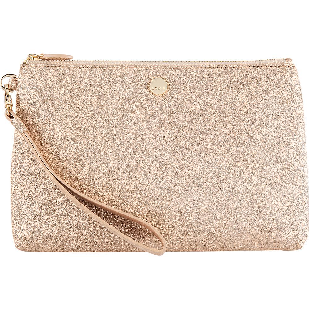 Lodis Romance RFID Koto Wristlet Pouch Gold - Lodis Womens Wallets - Women's SLG, Women's Wallets