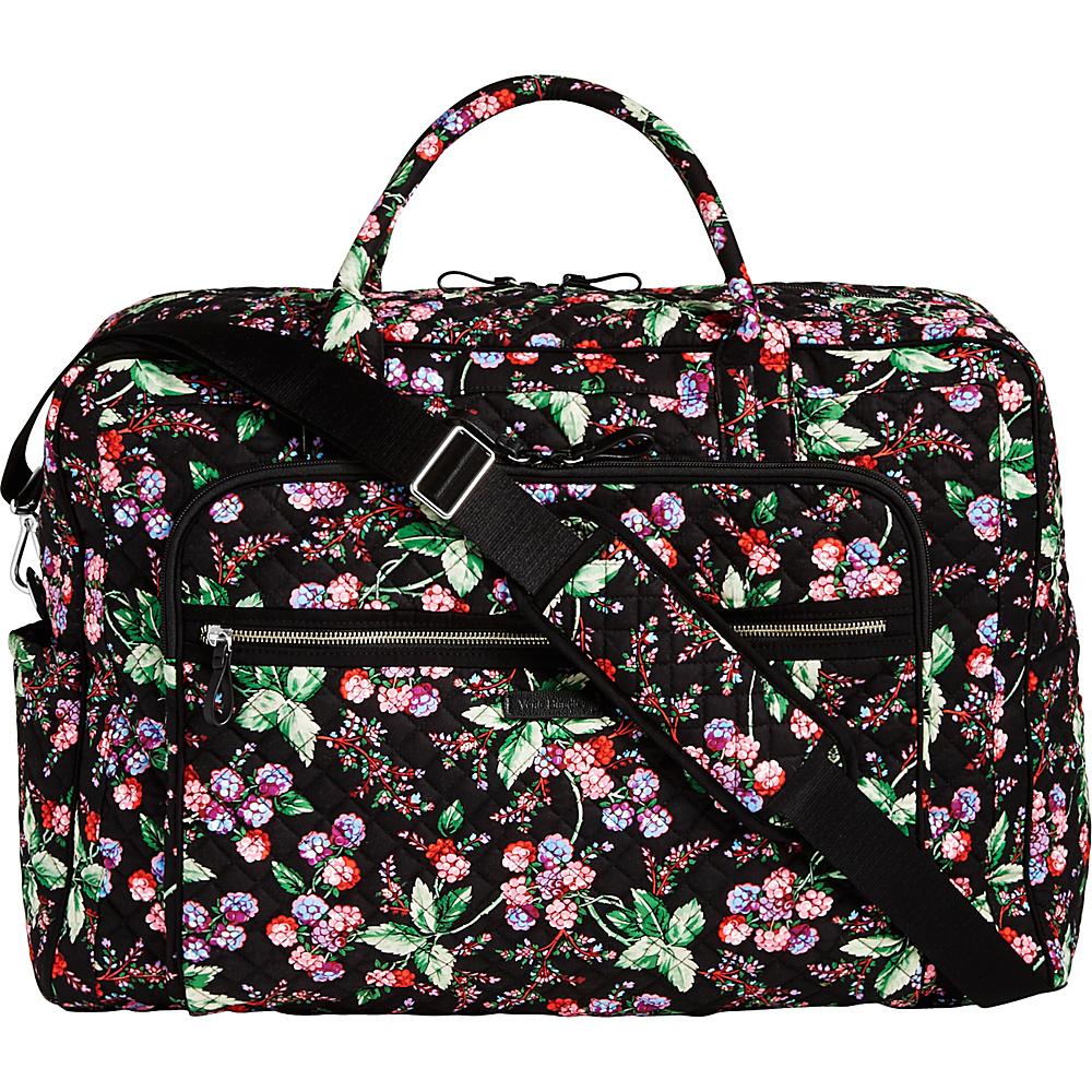 Vera Bradley Iconic Grand Weekender Travel Bag Winter Berry - Vera Bradley Travel Duffels - Duffels, Travel Duffels
