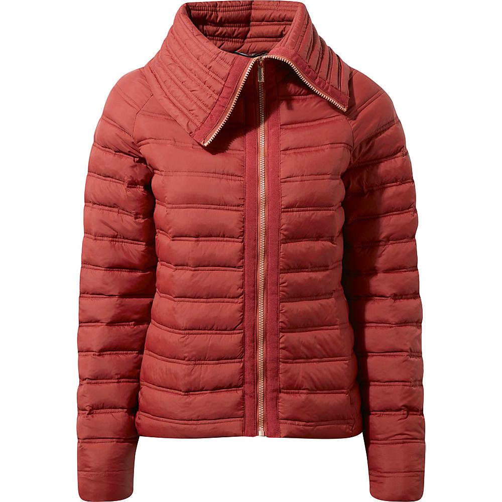 Craghoppers Moina Jacket 14 - Redwood - Craghoppers Womens Apparel - Apparel & Footwear, Women's Apparel