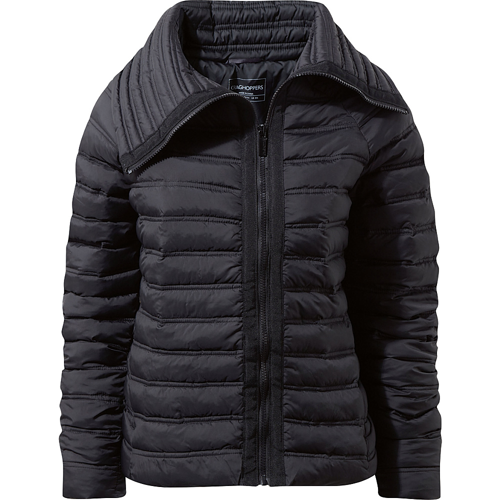 Craghoppers Moina Jacket 4 - Black - Craghoppers Womens Apparel - Apparel & Footwear, Women's Apparel