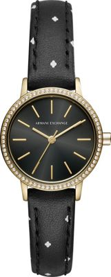A/X Armani Exchange A/X Armani Exchange Women's Watch Black - A/X Armani Exchange Watches
