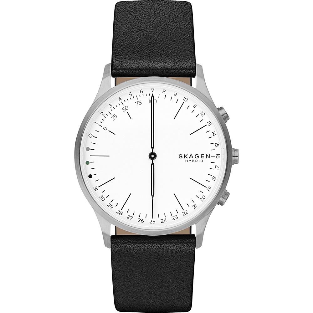 Skagen Jorn Connected Hybrid Watch Black - Skagen Wearable Technology