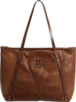 Old Trend Rose More Tote Cognac - Old Trend Leather Handbags