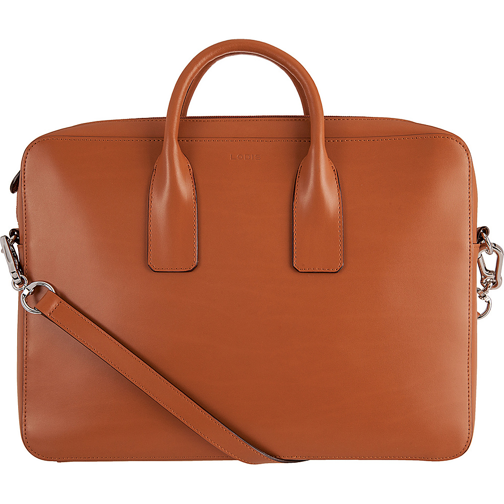 Lodis Audrey Cadee Laptop Crossbody - Discontinued Colors Toffee - Lodis Laptop Messenger Bags - Work Bags & Briefcases, Laptop Messenger Bags