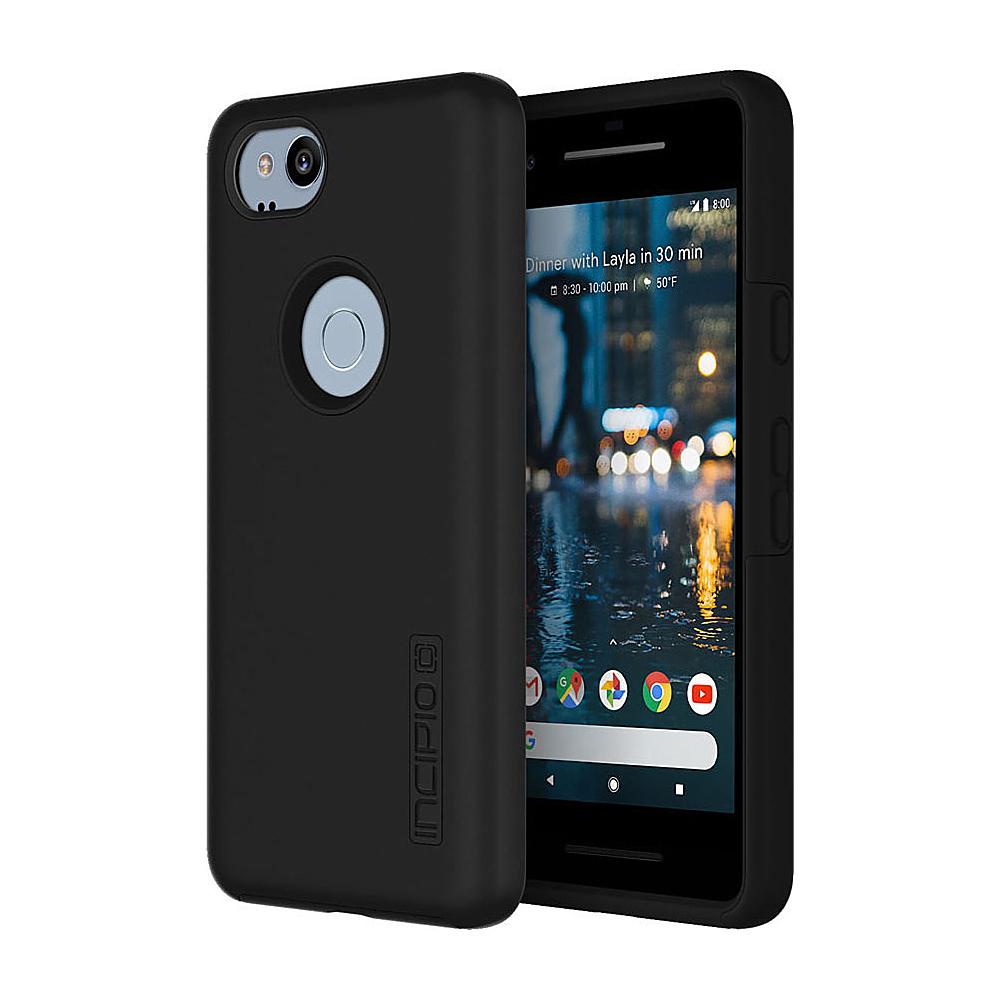 Incipio DualPro Case for Google Pixel 2 Black - Incipio Electronic Cases - Technology, Electronic Cases