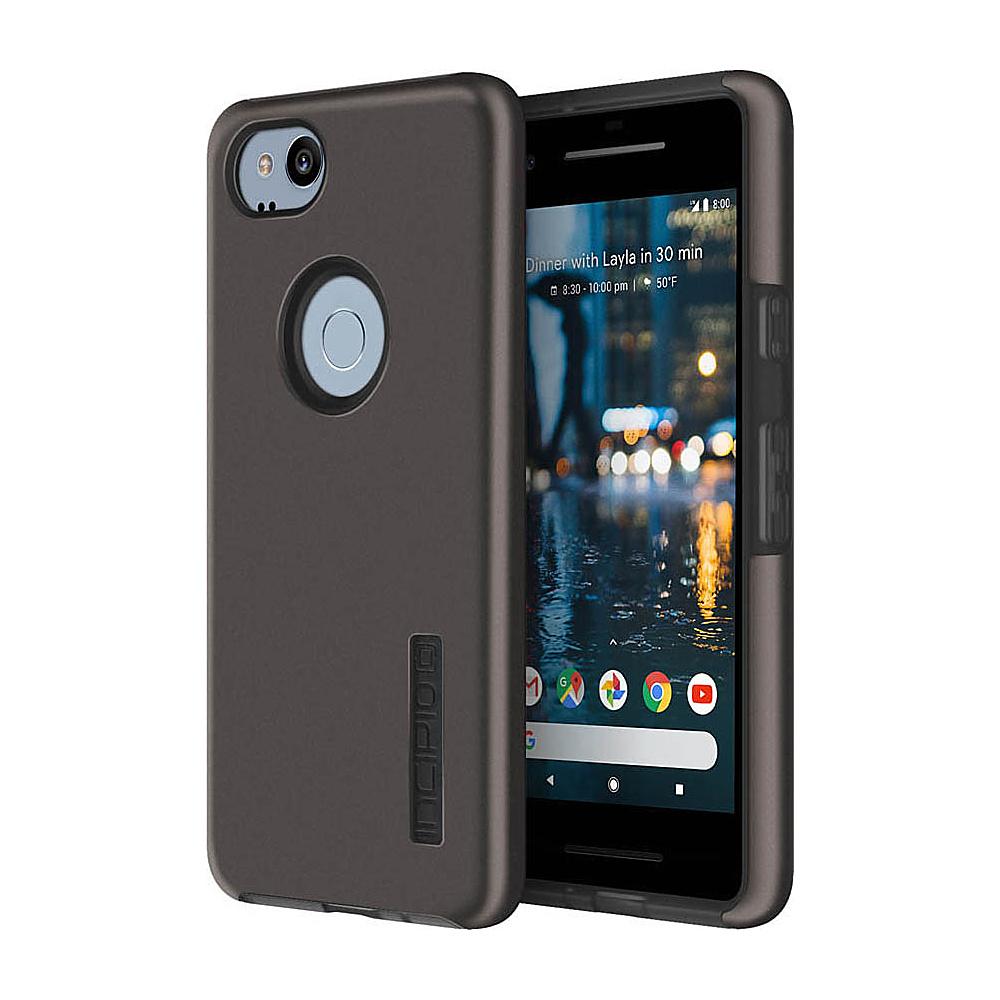 Incipio DualPro Case for Google Pixel 2 Gunmetal - Incipio Electronic Cases - Technology, Electronic Cases