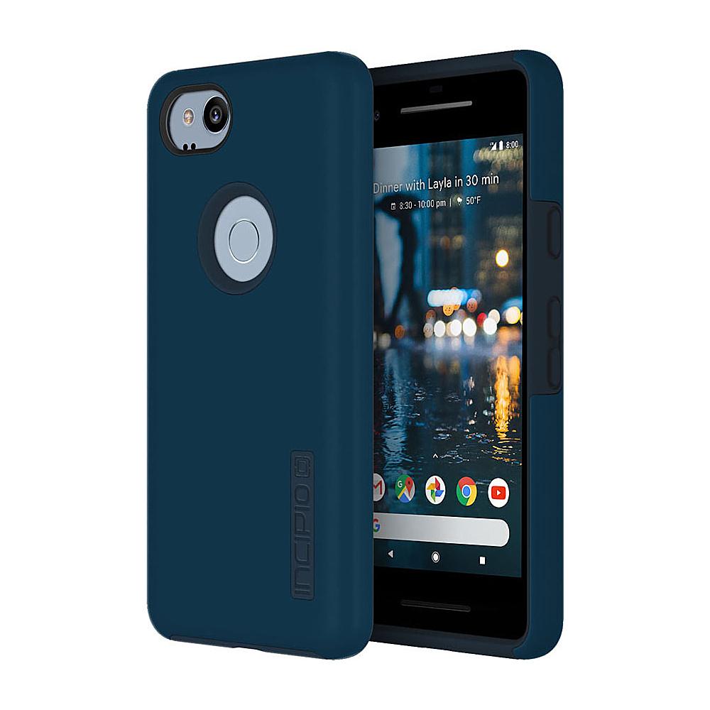 Incipio DualPro Case for Google Pixel 2 Navy - Incipio Electronic Cases - Technology, Electronic Cases