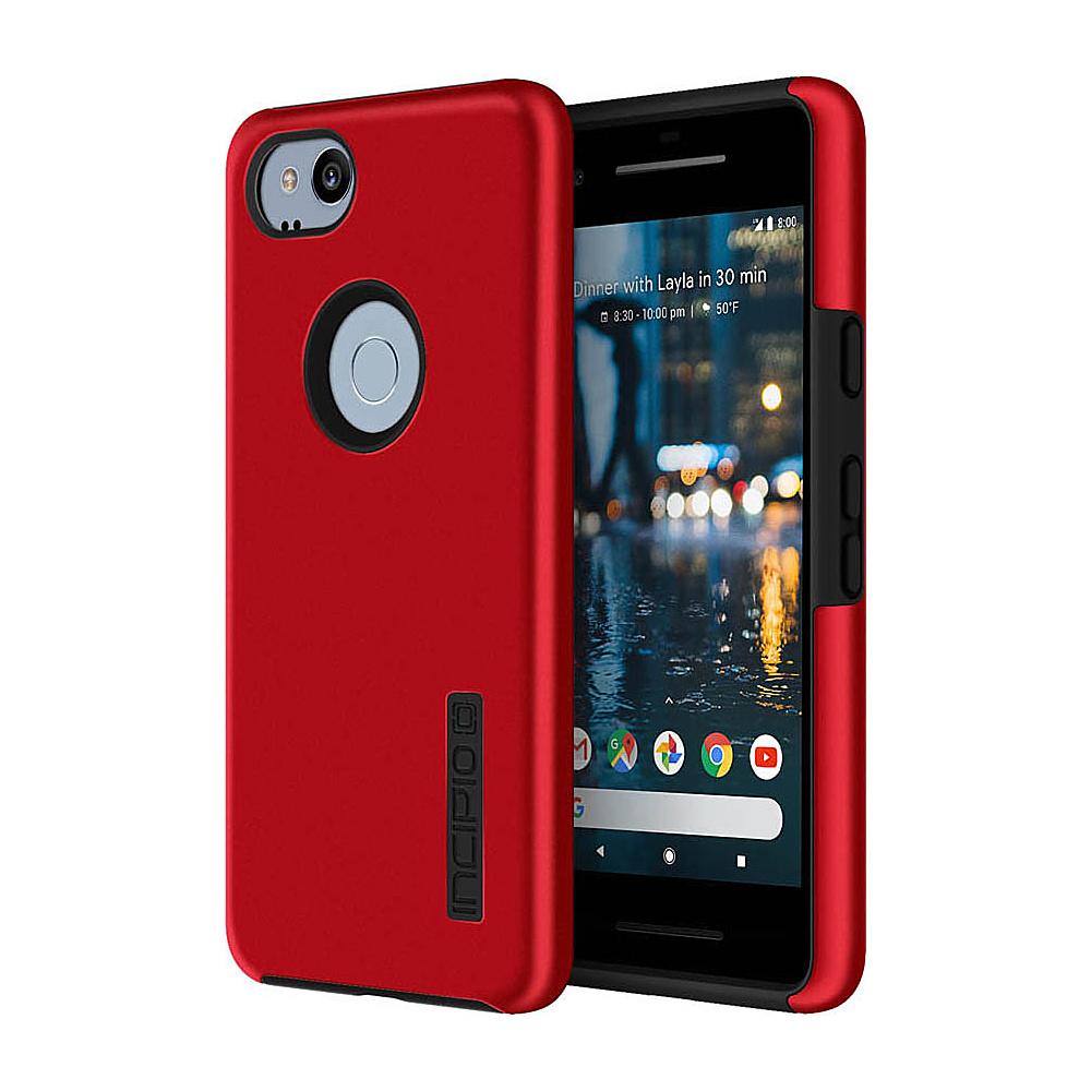 Incipio DualPro Case for Google Pixel 2 Iridescent Red - Incipio Electronic Cases - Technology, Electronic Cases