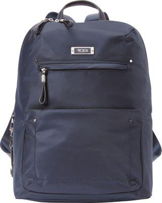 Tumi Halle Backpack Exclusive Indigo - Tumi Business & Laptop Backpacks
