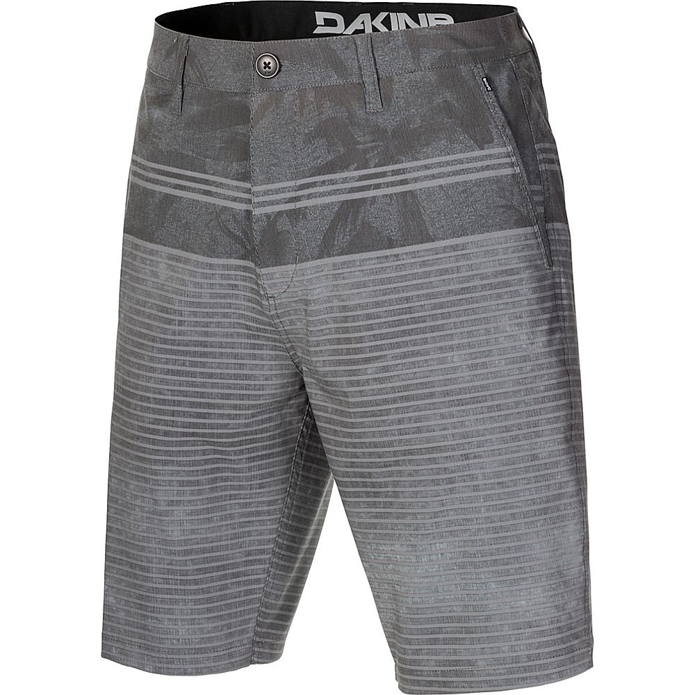DAKINE Mens Kokio Hybrid Print Short 34 - Griffin - DAKINE Mens Apparel - Apparel & Footwear, Men's Apparel