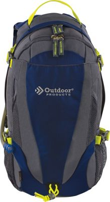 Outdoor Products Mist Hydration Pack Dress Blue - Outdoor Products Hydration Packs and Bottles