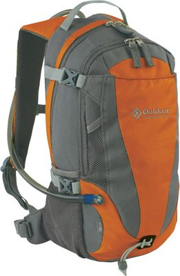 Outdoor Products Mist Hydration Pack Harvest Pumpkin - Outdoor Products Hydration Packs and Bottles