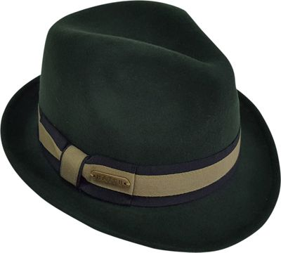 Hatch Hats Cabby Fedora One Size - Olive - Hatch Hats Hats/Gloves/Scarves