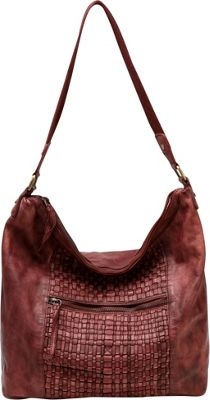 Vicenzo Leather Lyra Vintage Leather Handbag Chestnut - Vicenzo Leather Leather Handbags