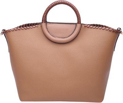 STYLE STRATEGY Ida Convertible Crossbody Camel - STYLE STRATEGY Manmade Handbags