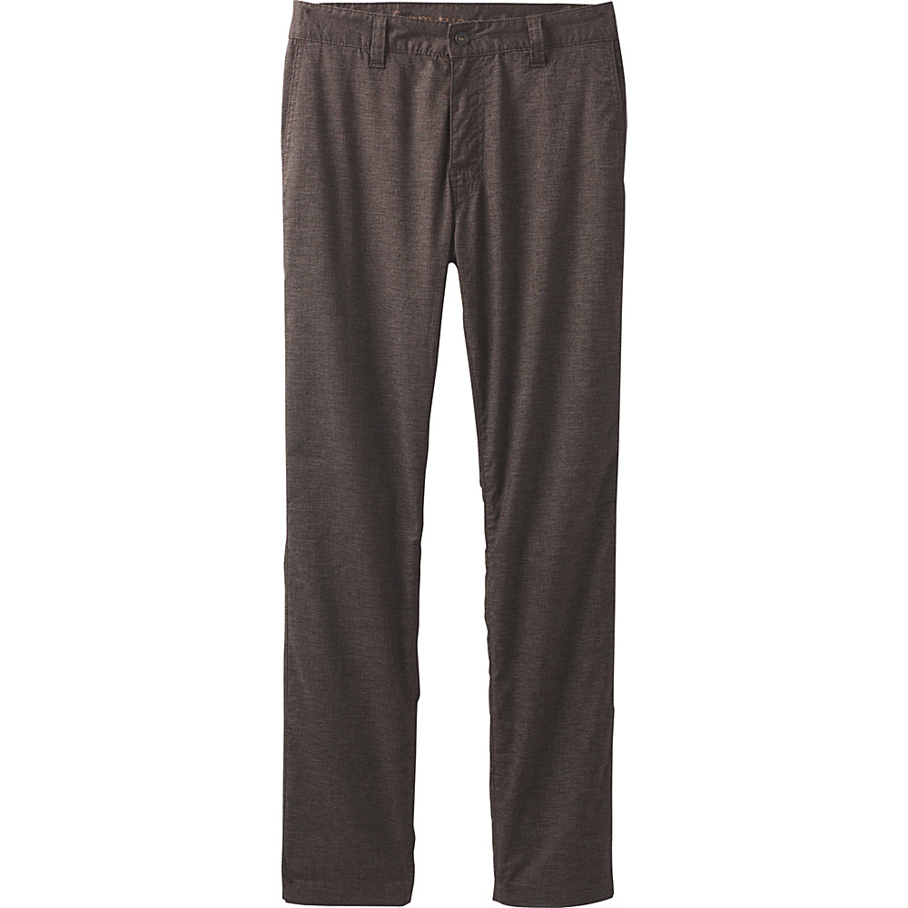 PrAna Furrow Pant 30 Inseam 32 - Acacia Brown - PrAna Mens Apparel - Apparel & Footwear, Men's Apparel