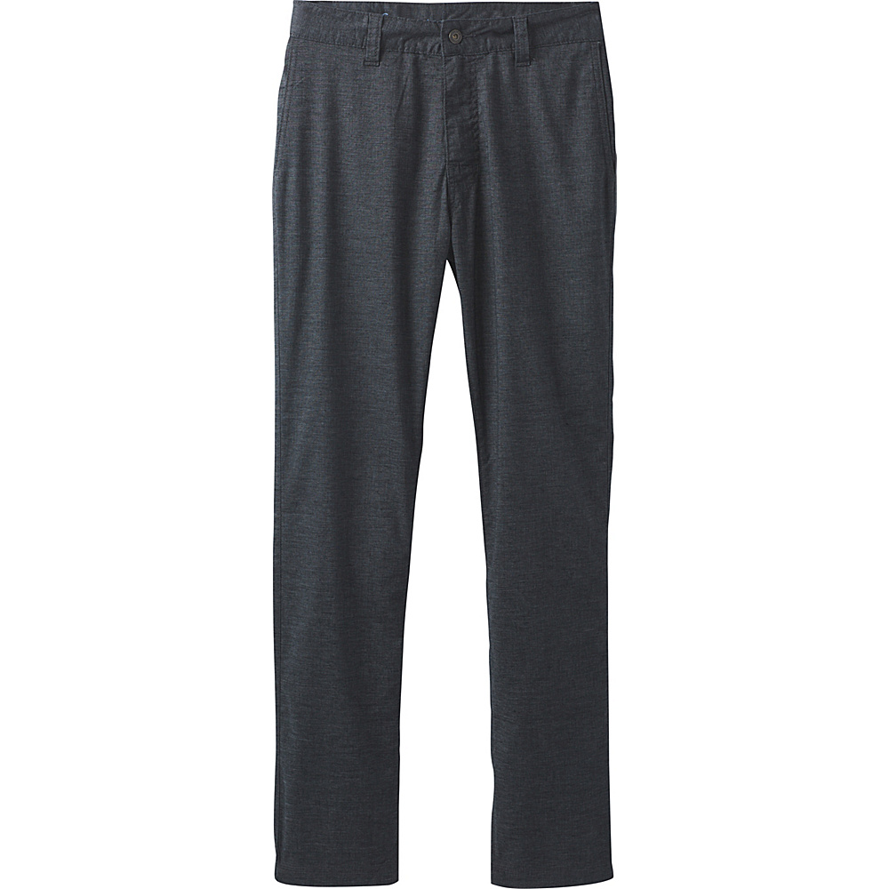 PrAna Furrow Pant 30 Inseam 32 - Black - PrAna Mens Apparel - Apparel & Footwear, Men's Apparel