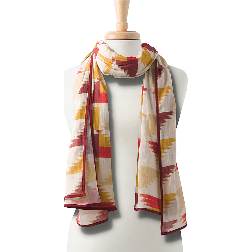 PrAna Chandal Scarf Stone Serengeti - PrAna Hats/Gloves/Scarves - Fashion Accessories, Hats/Gloves/Scarves