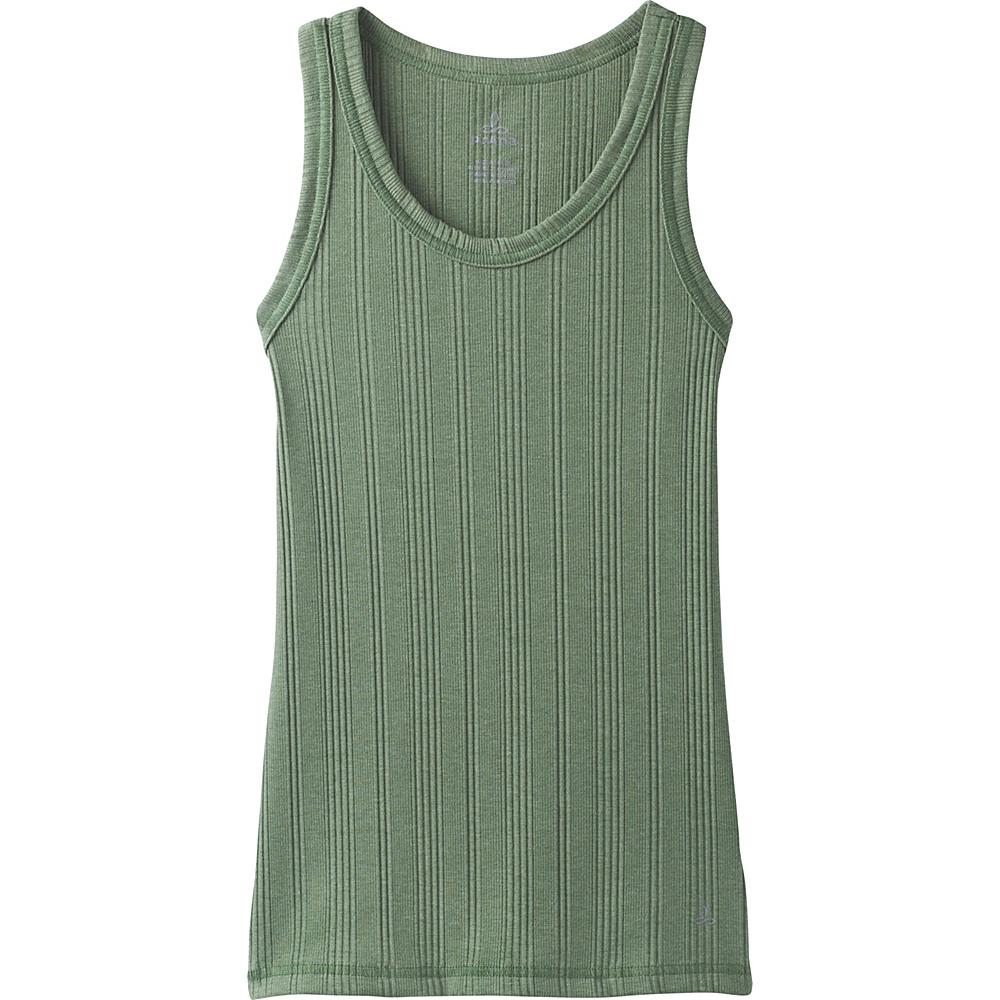 PrAna Purest Tank L - Forest Green - PrAna Womens Apparel - Apparel & Footwear, Women's Apparel
