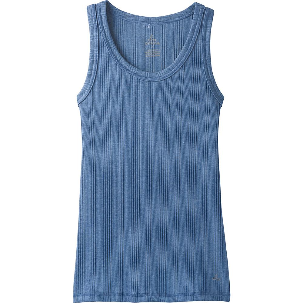 PrAna Purest Tank S - Sunbleached Blue - PrAna Womens Apparel - Apparel & Footwear, Women's Apparel