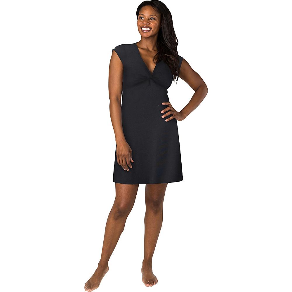 Soybu Womens Everywear Dress XS - Black - Soybu Womens Apparel - Apparel & Footwear, Women's Apparel
