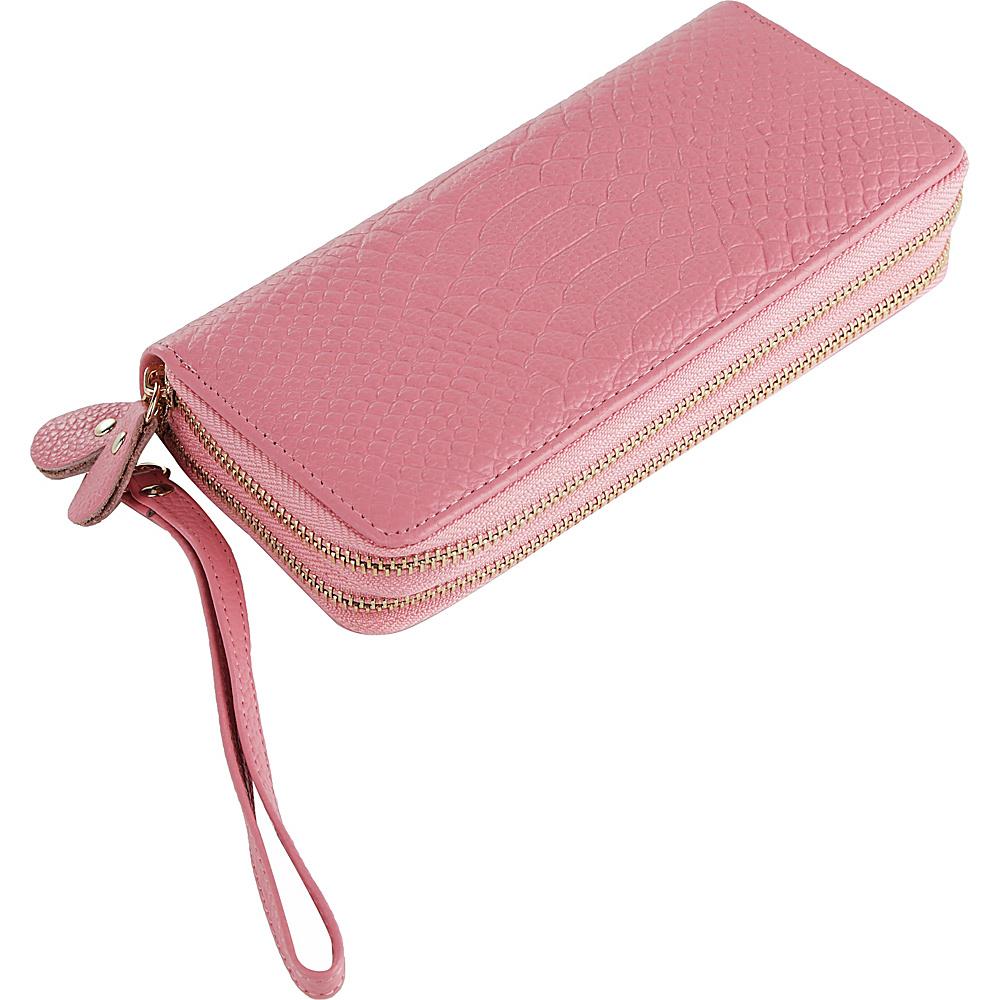 MKF Collection by Mia K. Farrow Darcy Wristlet Wallet Pink - MKF Collection by Mia K. Farrow Womens Wallets - Women's SLG, Women's Wallets