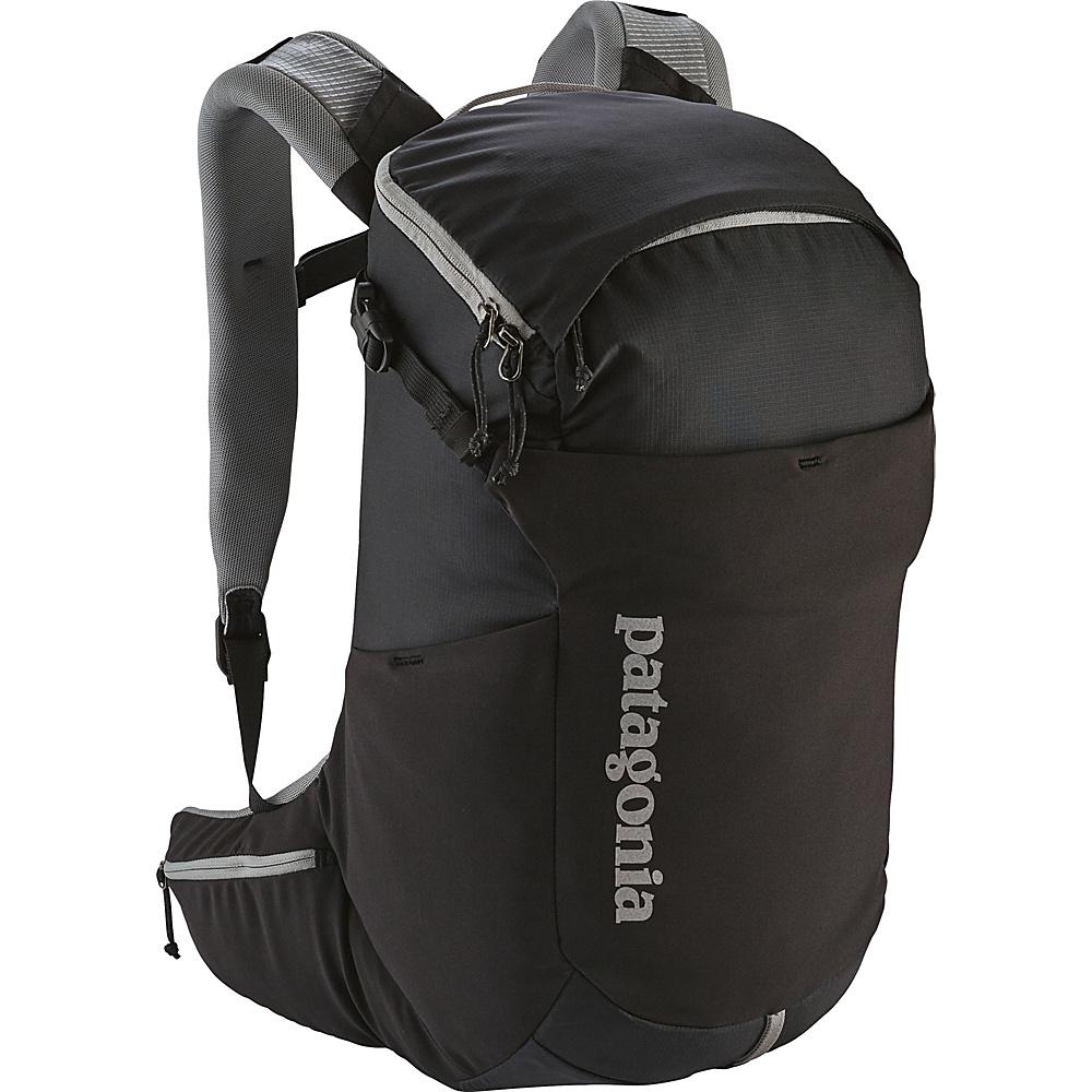 Patagonia Womens Nine Trails Pack 18L Hiking Pack - L/XL Black - Patagonia Day Hiking Backpacks - Outdoor, Day Hiking Backpacks