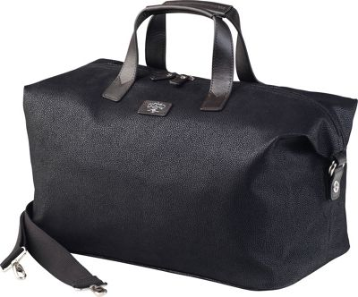 Jump Solera Carry-on Duffel Bag Black - Jump Travel Duffels