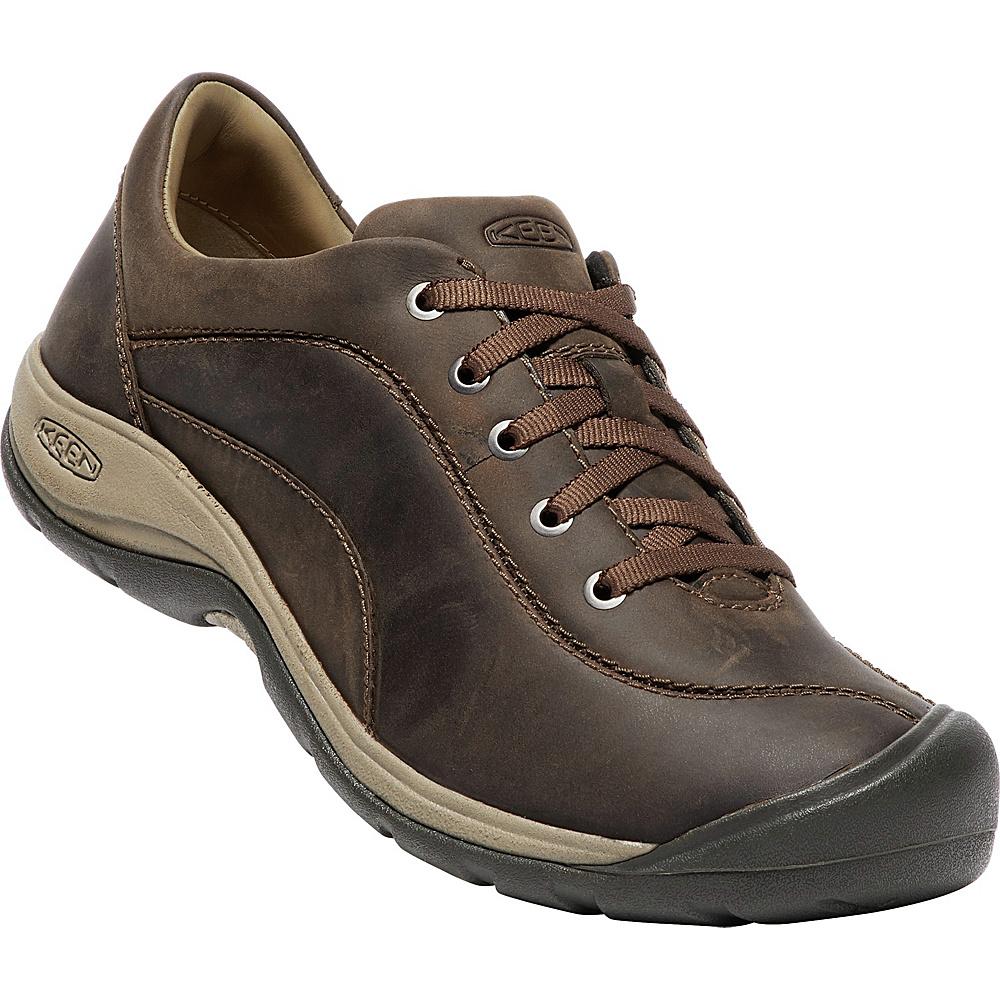 KEEN Womens Presidio II Shoe 9 - Infield/Cornstalk - KEEN Womens Footwear - Apparel & Footwear, Women's Footwear