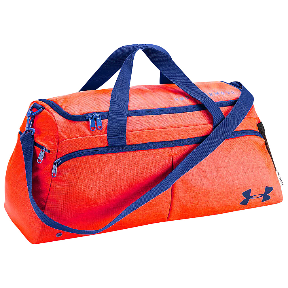 Under Armour Womens Undeniable Duffle Small Neon C Full Heather Formation Blue B