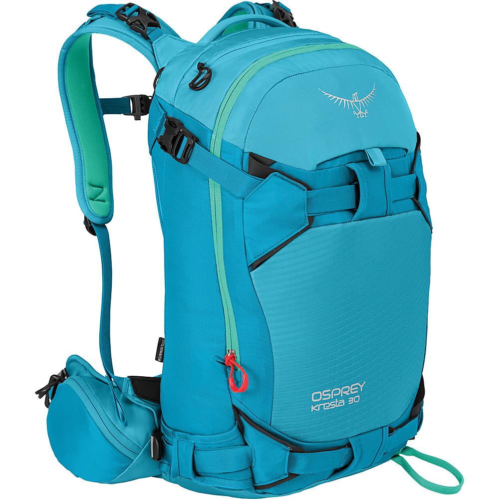 Osprey Kresta 30 Hiking Backpack Powder Blue – S/M - Osprey Day Hiking Backpacks - Outdoor, Day Hiking Backpacks